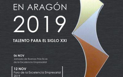 El Colegio Británico de Aragón, finalista del Premio a la Excelencia Empresarial en Aragón 2019