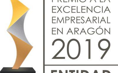 El Colegio Británico de Aragón, Premio a la Excelencia Empresarial en Aragón 2019