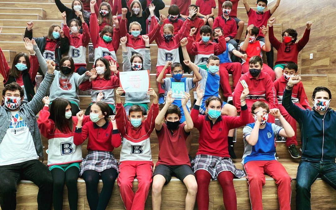 El proyecto British Helpers ganador de un accésit en los Premios Exducere del Ayuntamiento de Zaragoza