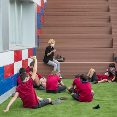 colegio britanico alumnado