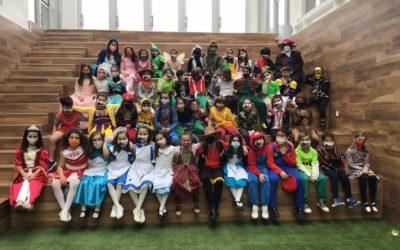 """""""Un país de fantasía"""": un proyecto ilusionante y motivador para los alumnos de 3ºEP"""