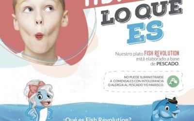 FISH REVOLUTION: Un proyecto del Chef Ángel León que revoluciona la forma de comer pescado en el Británico
